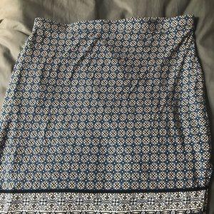 Mk studio women's skirt